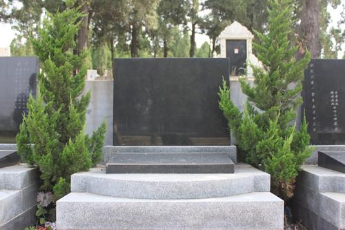 少林连天公墓标准型1