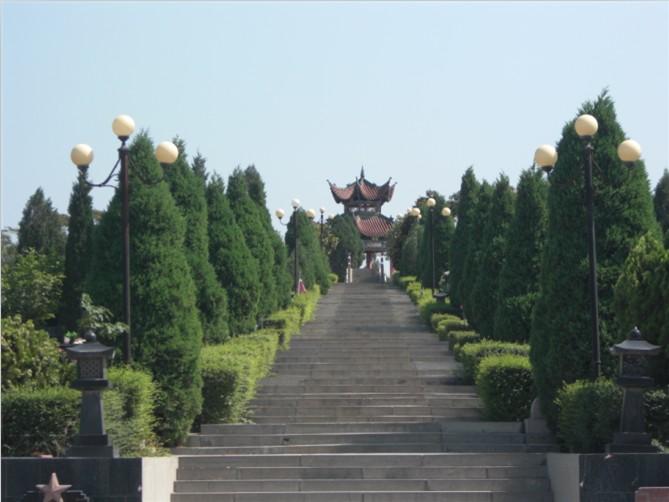 万寿山生态艺术园
